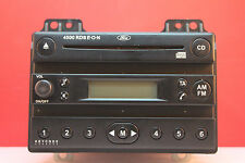 FORD FIESTA 4500 CD Radio FUSION Player e autoradio codice 2002 2003 2004 2005