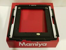 Mamiya Rb Pro Sd, Rb Pro-S, Rb P Adapter