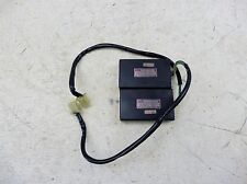 1984 Honda VT500 Shadow 500 H1404. IC ignitors CDI spark control boxes ECU