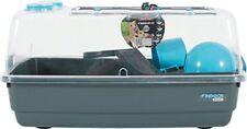 Zolux-cage Indoor 55 Vision 360 Bleu/gris pour Hamsters Etc....