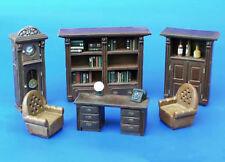 plusmodel 093 1/35 Möbel für Büro/Bibliothek - furniture study nroom