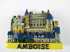 Magnet Amboise Loire Polyresin,Souvenir Frankreich France,Neu *