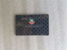 BRAND NEW TAG HEUER INTERNATIONAL GUARANTEE CARD