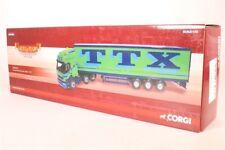 "Corgi CC12112 Renault Premium Box Trailer ""TTX"" ~NEW~"