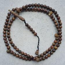 8 MM Agarwood Islamic Tasbih 100 Beads Indonesia Aloeswood Morocco Style Misbaha