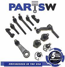 12 PC Suspension Steering Kit for S10 Blazer Bravada Jimmy S15 Sonoma Chevrolet