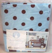 Trend Lab Valance 53 x 15 Max Blue Brown