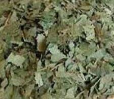 Organic Birch Leaf Cut Sifted C/S Herbal Herb 1 oz