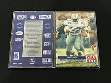 EMMITT SMITH RARE NATIONAL SPORTS COLLECTORS CONVENTION 1992 PROMO FOOTBALL CARD