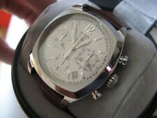 TAG HEUER MONZA CHRONOGRAPH MEN'S AUTOMATIC WATCH BOX & PAPERS CR2114-0