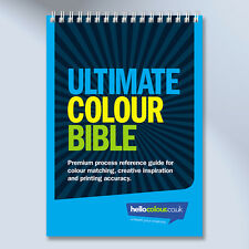 CMYK colore SWATCH Guide + PANTONE MATCHING BOOK for Creative design grafico