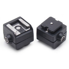 """SC-2 Flash Hot Shoe PC Sync Socket Adapter for Camera 29*26*25mm(1.1""""""""x1""""""""x1"""""""")"""