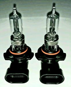 2X NEW Sylvania 9005 HB3 U , 12V , 60W Genuine USA Bulbs 2X Order Many Fitments!
