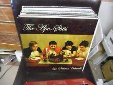 The Ape-Shits La Pollution Culturelle vinyl LP 2008 Super Secret Records EX