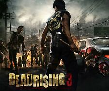 Dead Rising 3 Mouse Pad