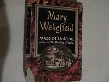 Mary Wakefield-1949 By Mazo De La Roche