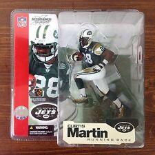 New 2002 Curtis Martin (NYJ) McFarlane Toys NFL Sports Picks Series 4 *
