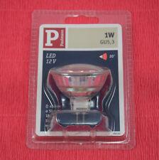 Paulmann 280.02 LED Reflektorlampe 1W GU5,3 Deko Einbauleuchte ROT Leuchte