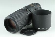 Nikon AF Micro Nikkor 200mm F/4 D ED Lens #24246 F6