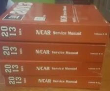 2013 CADILLAC SRX Service Shop Repair Workshop Manual SET FACTORY BRAND NEW OEM