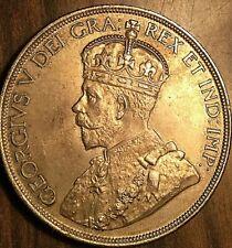 1936 CANADA SILVER DOLLAR COIN - Fantastic lustrous example!