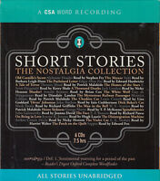 Short Stories The Nostalgia Collection 6CD Audio Book Unabridged FASTPOST