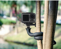 Multi-function Folding Bracket For DJI OSMO//Gopro Suction Cup Flexible Variable