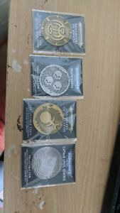 Warhammer Coins: Daughters of Khaine, Uriel Ventris, Death Guard, Slaanesh