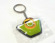Objet de collection porte-clés Funky Land sac vert  no 32 ( P 1 ) Key ring