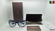 TOM FORD TF008 JENNIFER color 90W occhiale da sole donna TOP ICON ST65124