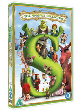 Shrek - 4 Top Quality Movie Complete Collection DVD 2015