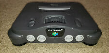 Nintendo 64 Replacement Console, Console Only **Tested Working**
