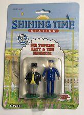 NEW Thomas Train Sets Shining Time Station Sir Topham Hatt The Engineer Ertl Toy
