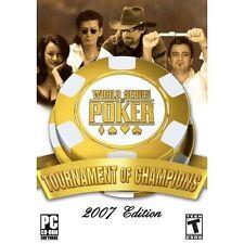 World Series of Poker Tournament of Champions 2007 PC