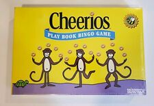 Cheerios Playbook Bingo Board Game - New Sealed - Briarpatch