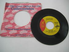 THE CRYSTALS: He's A Rebel / He Hit Me (Felt Like Kiss) 45 COLLECTABLES 3200 NM