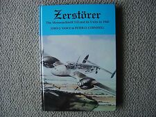 JAC Publications : Zerstörer ( Bf110 Units in the Battle of Britain 1940)