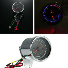 Motorcycle Dirt Bike LED Backlight Tachometer Speedometer Gauge 0~13,000RPM 12V