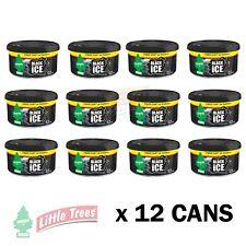 Little Trees Black Ice Car AIR Freshener Can (12 Pack) OFFICE TRUCK Winnebago