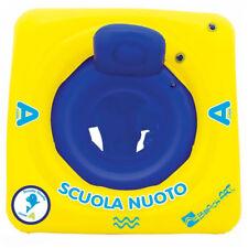 Salvagente Gonfiabile Bambino Neonato Mare  con Mutandina e Schienale 65x65cm