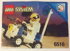 LEGO 6516 Notice de Montage Instruction Booklet 1995 Moon Walker