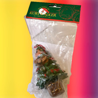 Kurt Adler Christmas Tree Ornament Western COWBOY Cowgirl New with Defect