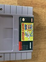 Tiny Toon Adventures: Buster Busts Loose - SNES Super Nintendo