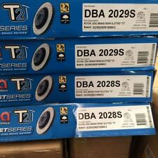 DBA T2 FRONT &  REAR SLOTTED ROTORS suit HOLDEN VE & VF 6.0L V8 321mm & 324mm