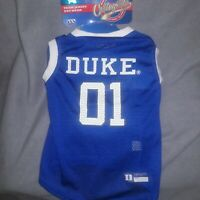 Pets First Duke Blue Devils Mesh Jersey size Large #01. New with tags
