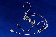 Professionelles Headset für Sennheiser SK 1063-U, BF 1053/1083-U (Lemo)