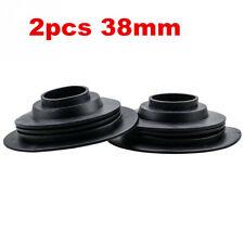 2pc Car Headlamp Dust Cover Waterproof Dustproof Cap For LED Headlight HID Lamp