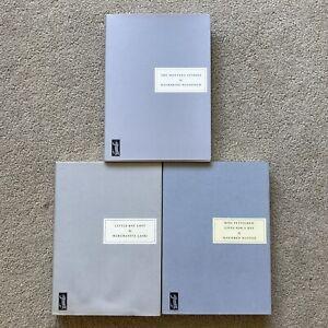 3 Persephone books job lot bundle Watson Mansfield Laski Pettigrew Montana