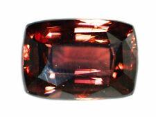 ZIRCON RED 3.83 Cts - NATURAL CEYLON GEMSTONE - 20063
