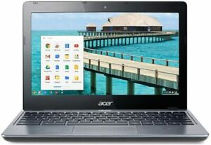 Acer Chromebook, 1.40GHz, 2GB, 16GB SSD Netbook (Air, HP, Asus, Dell) C720-2802